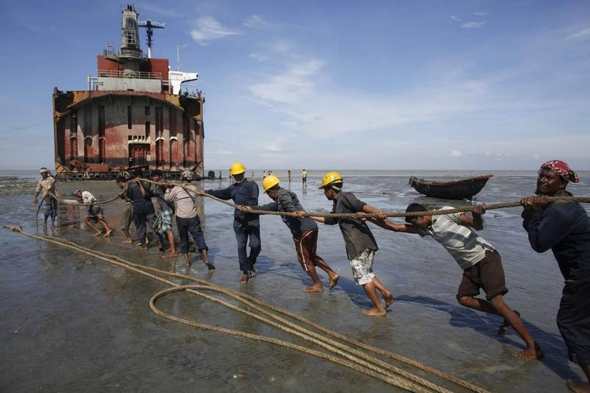 GMS Market Commentary on Ship Breaking in Week 36