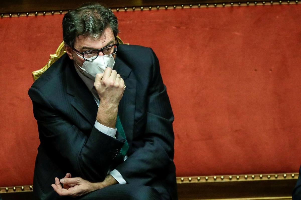 Italian Minister Calls for Suspension of EU Steel Tariffs