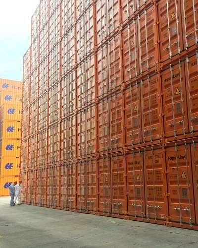 Hapag-Lloyd Orders 75,000 TEU Containers