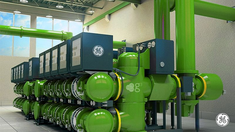 GE's g3 Technology to Accelerate Decarbonization in Sweden