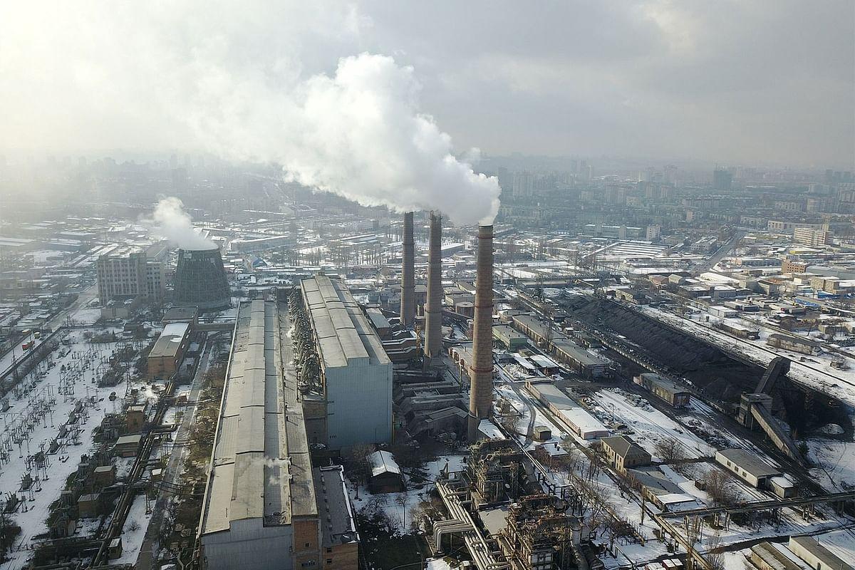 Ukrainian Coal Power Plants are Dirtiest in Europe