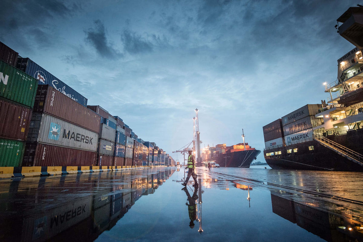 Berthing Windows Boost Service Delivery at APM Terminals Apapa