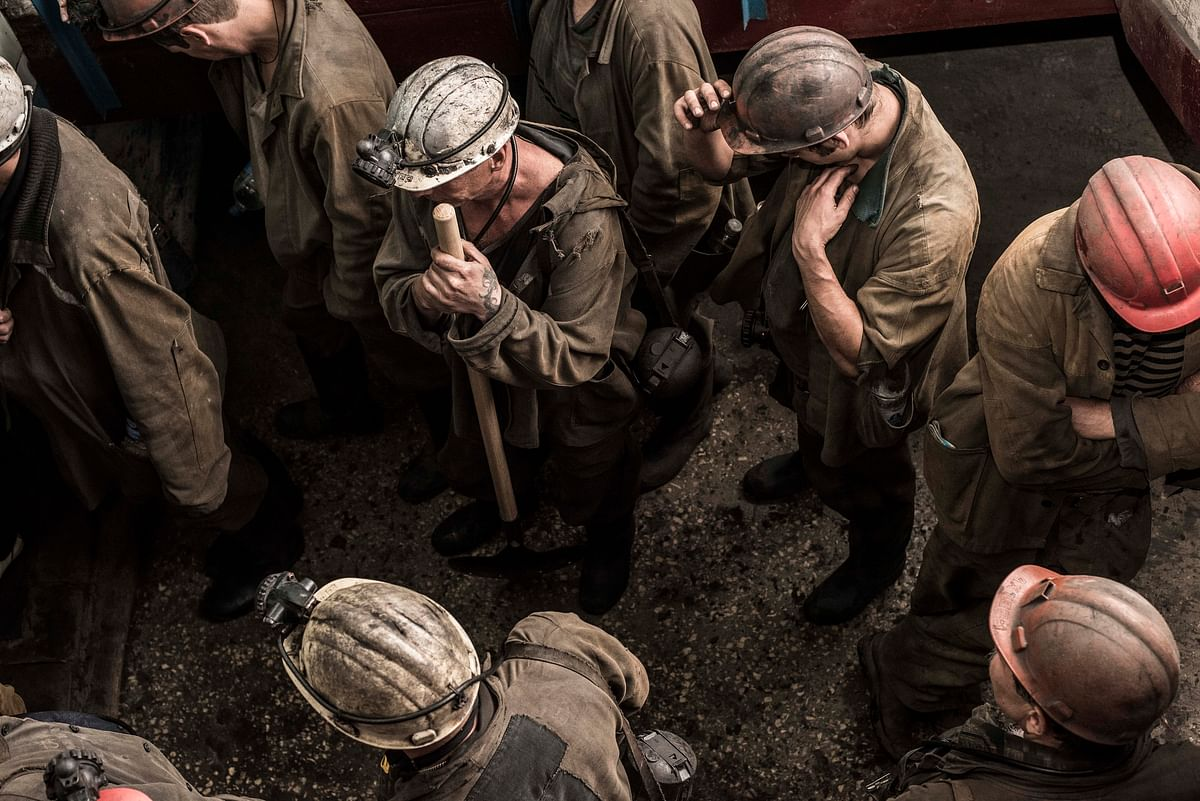 9 Miners Die at Chervony Partyzan Coal Mine in Occupied Luhansk