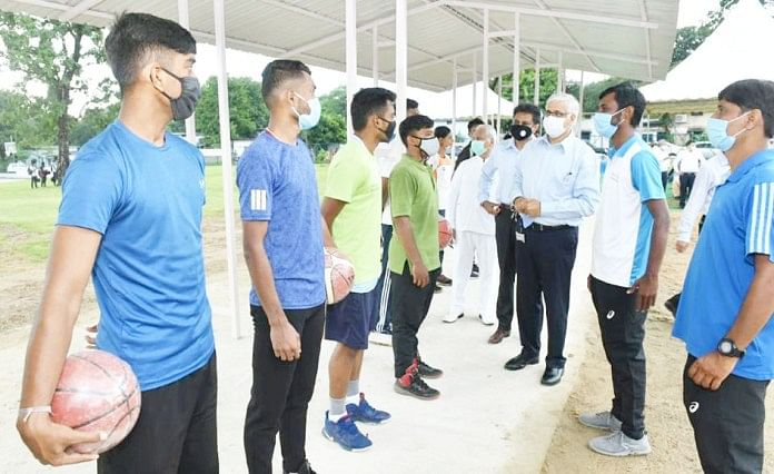 Sports Ground Inaugurated at ISWP in Jamshedpur