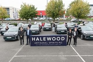 Halewood Gets into Spirit of Electric with Kia