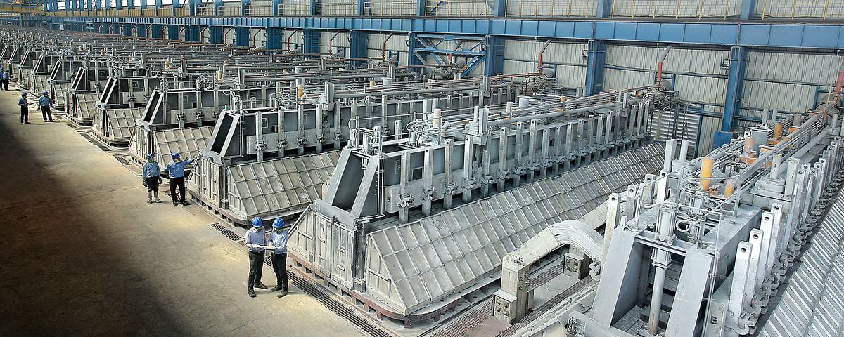 Vedanta's Jharsuguda Aluminium Smelter Expansion Declined