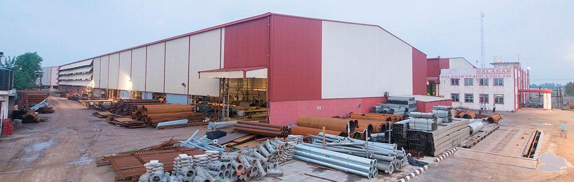 Salasar Techno Engineering Plans New Galvanising Plant