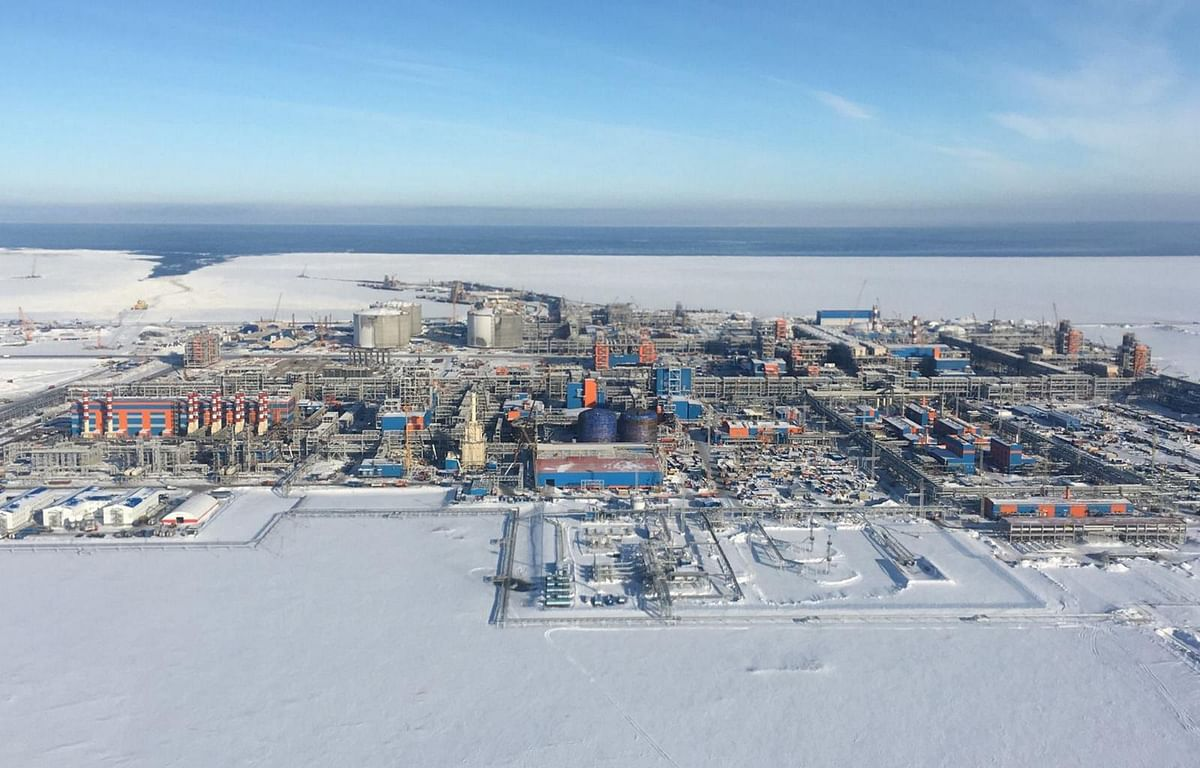 Severstal Supplies 16KT Large Diameter Pipes for Arctic LNG 2