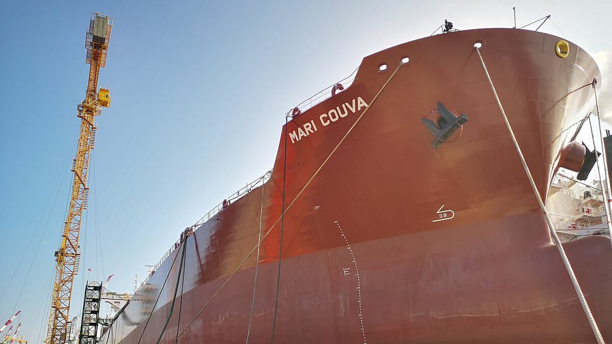 Study for Methanol Fueled Carrier to be Produced in Russia