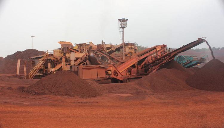 ESL Steel Bags Nadidih Iron Ore Block in Mine Auction in Odisha
