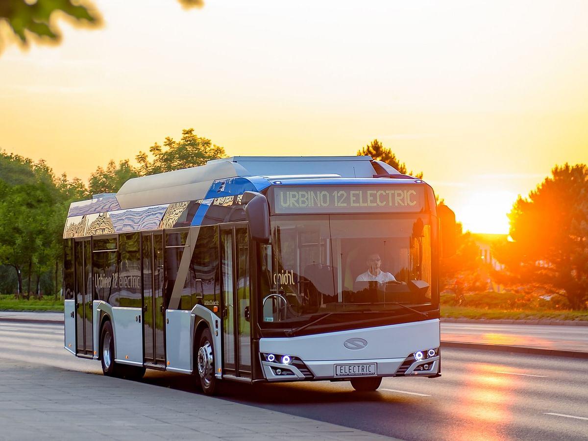 Solaris Electric Buses Strengthen Barcelona's Zero Emission Fleet