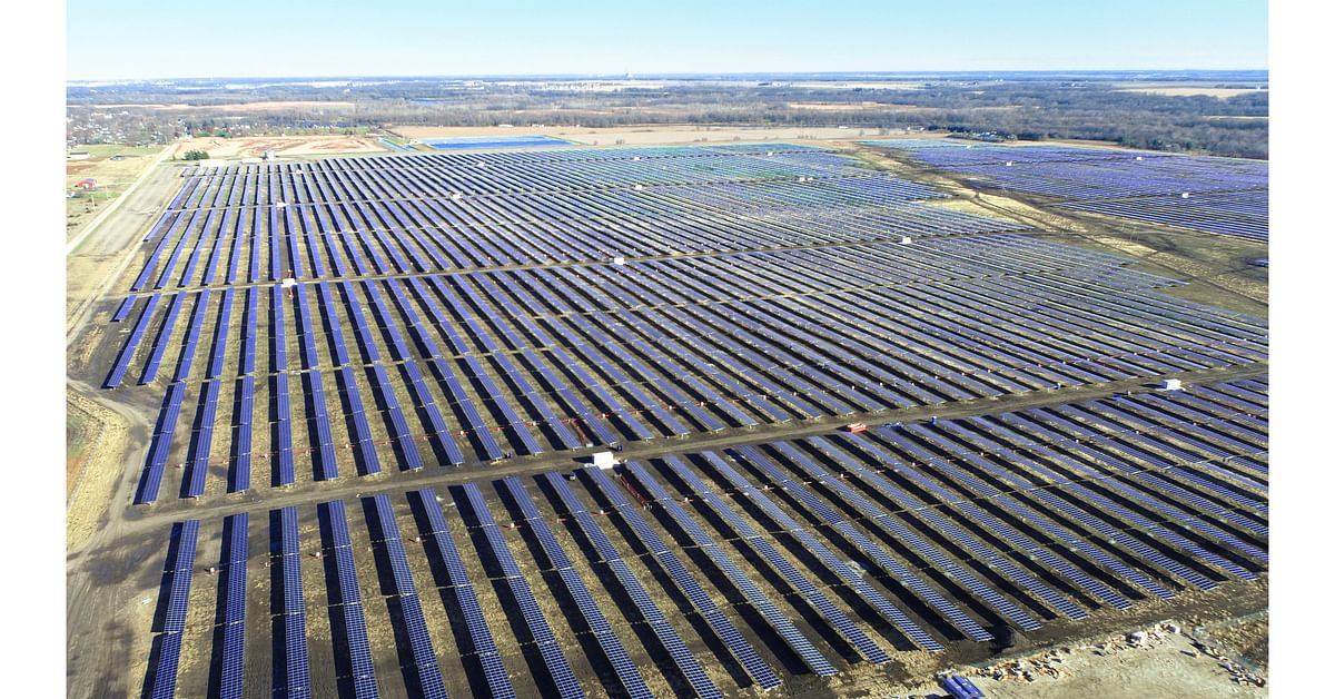Sungrow Supplies Solar Solution for Northern Africa Mining Site