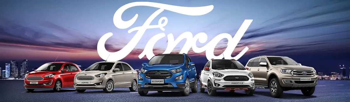 Ford Restructures India Operations & Ceases Manufacturing