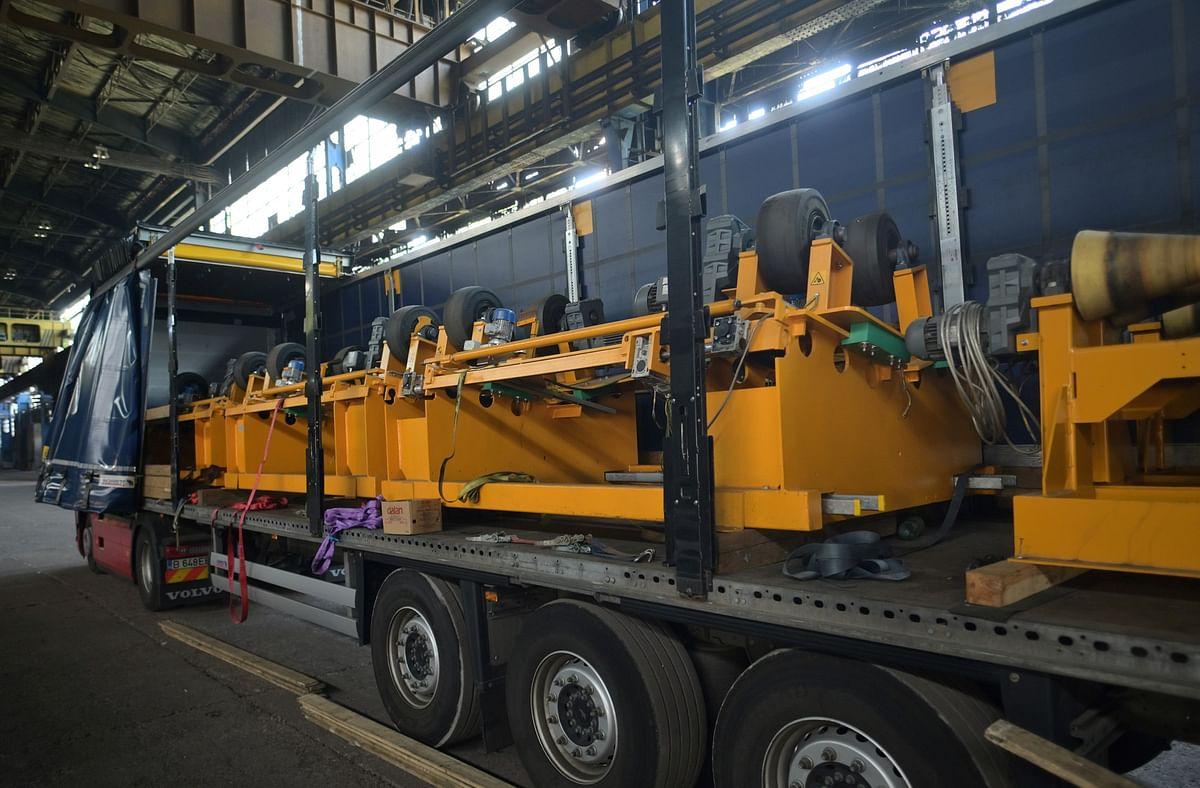 Liberty Steel Investing in New Pipe Coating Line Galati in Romania