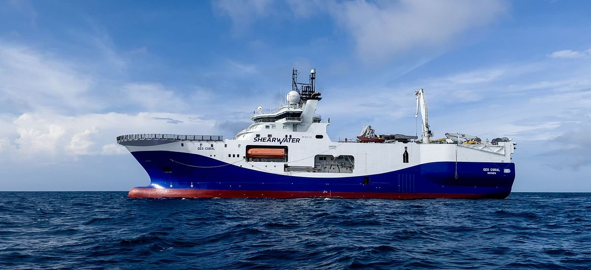 Shearwater GeoServices Bags Two 3D Seismic Survey Deals