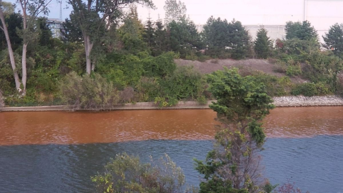 US Steel Update on Rust Colored Discharge in Lake Michigan