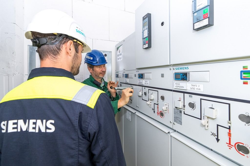 Veltins Brewery Chooses Electrification Solution from Siemens