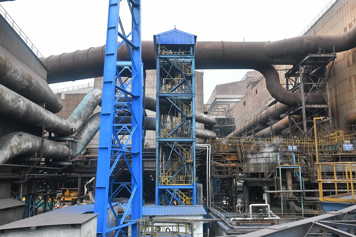 Tata Steel Commissions CCU Plant at Jamshedpur Blast Furnace