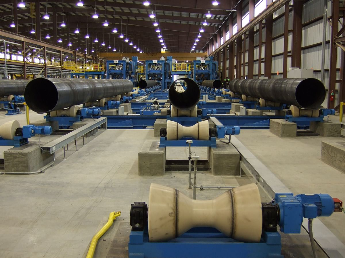 Steel Pipe Maker Stupp Corp Laying Off 45 at Baton Rouge Plant