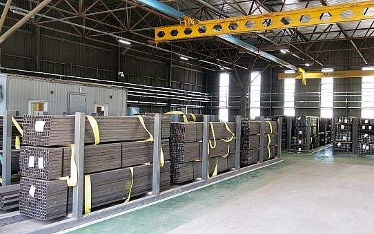 OMK Implements SAP at Vyksa Steel Plant Warehouses