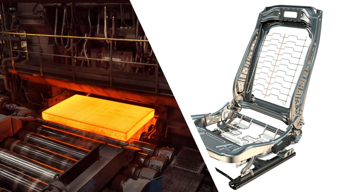 SSAB to Supply Fossil Free Steel to Faurecia for Automotive Seats