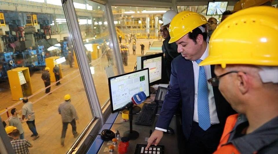 Libya Iron & Steel Company Resumes Production