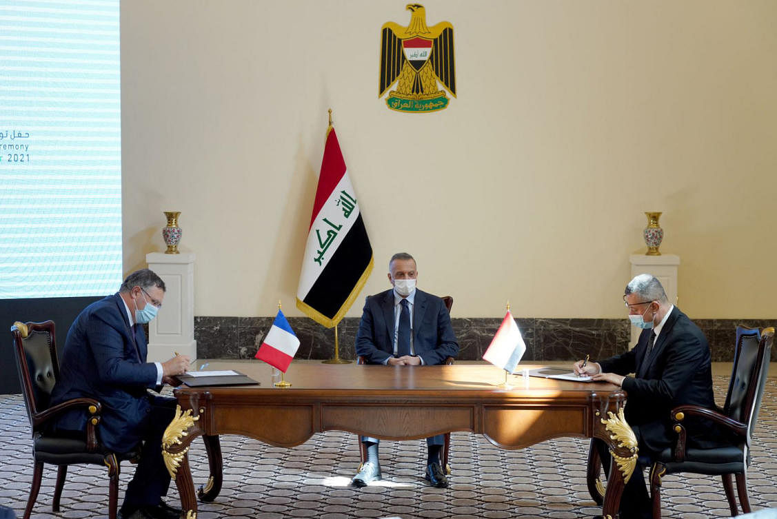 TotalEnergies Signs Pact for Basra Natural Resources in Iraq