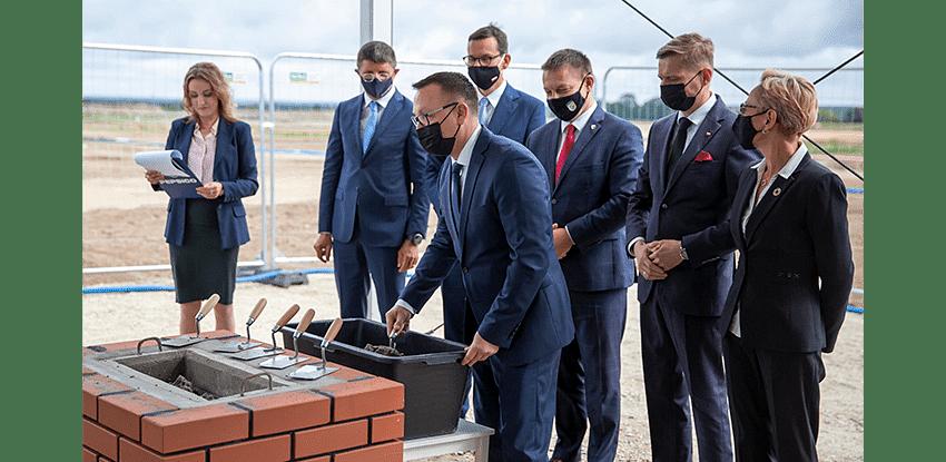 PepsiCo Plant in Poland Starts Construction