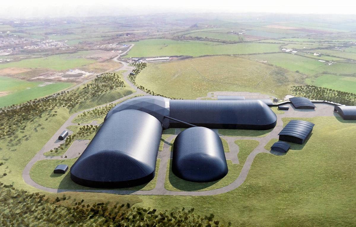 Green Party MP Caroline Lucas Attacks Cumbria Coal Mine Plan