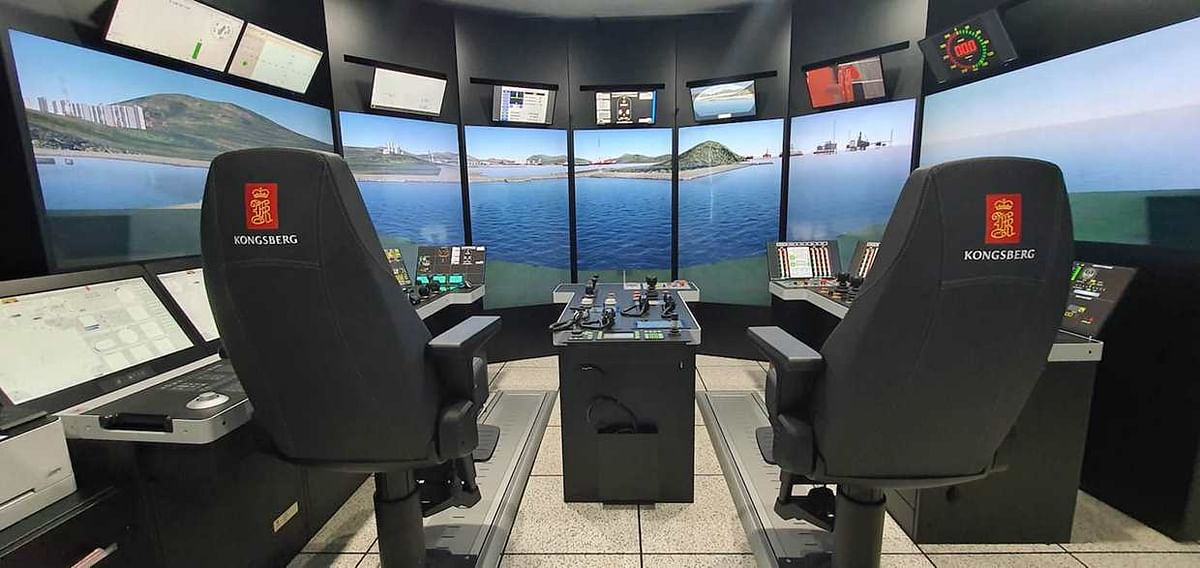 Four Contracts for Kongsberg Digital's Maritime Training in Korea