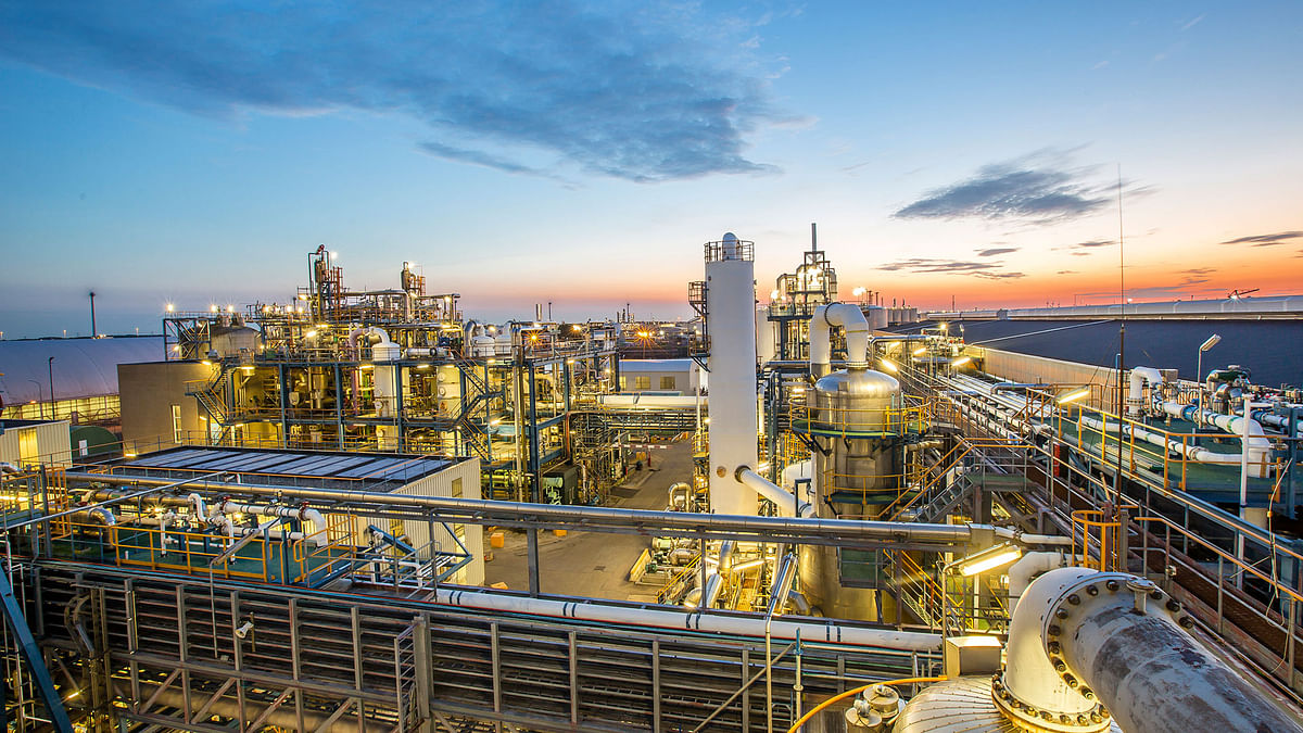 Flexible Chlorine Production Contributes to Grid Stability