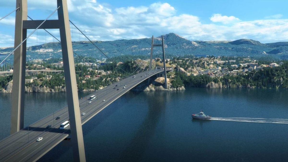 Sotra Link Bags Sotra Connection PPP Contract in Norway
