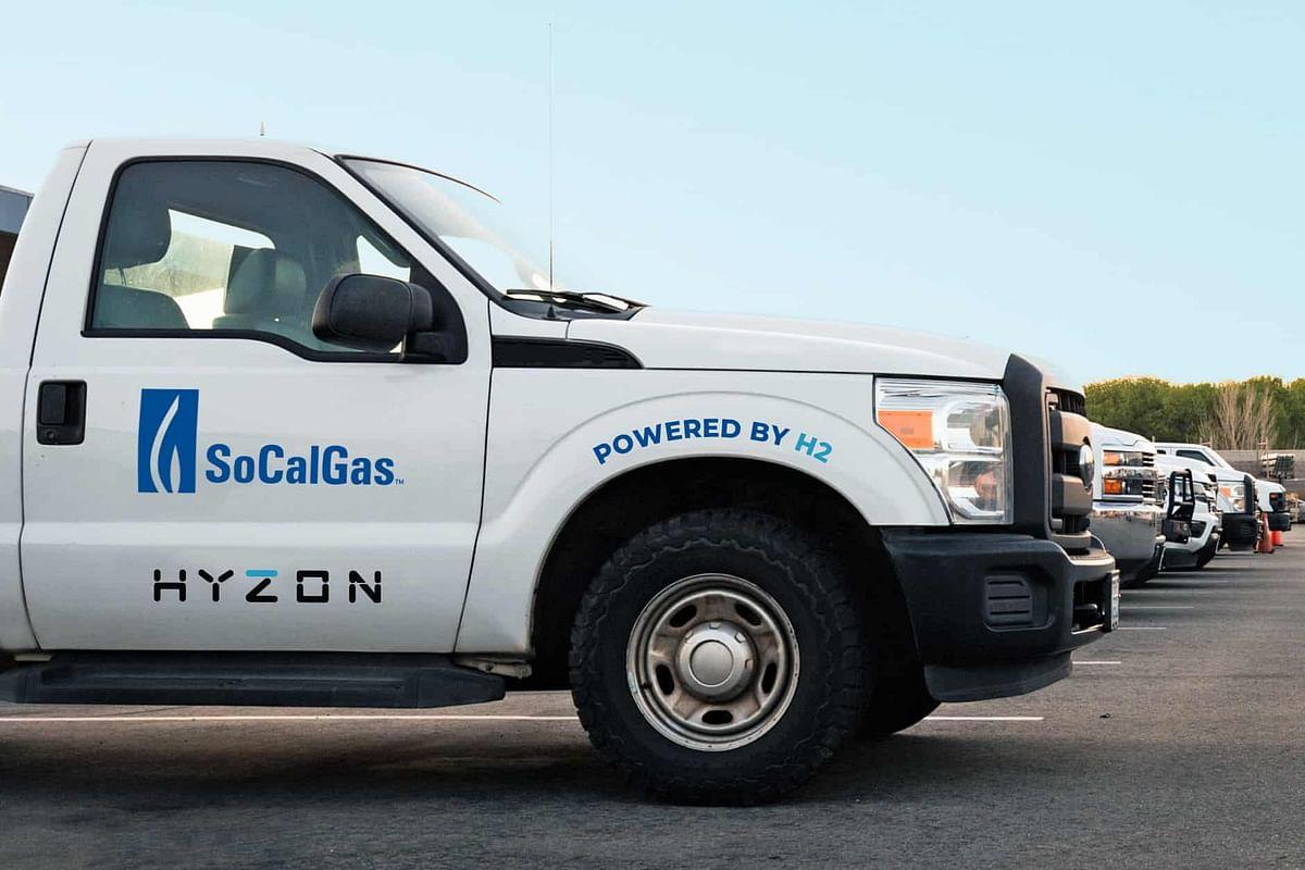 SoCalGas to Decarbonize Fleet with Hyzon Motors