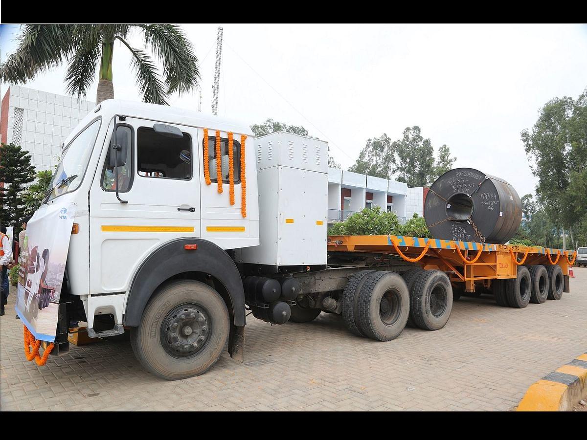 Tata Steel Starts Using Electric Vehicles at Jamshedpur Plant