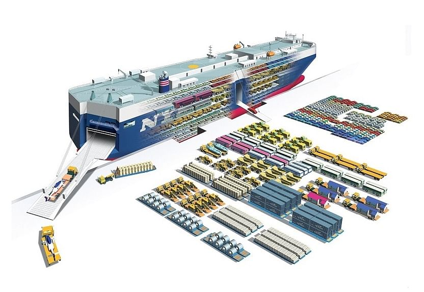 Fujitsu & NYK Streamline Stowage Planning for Car Carriers