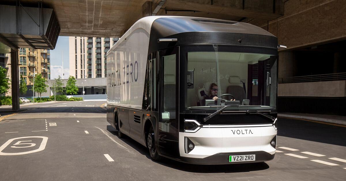 Volta Trucks & Sibro to Deliver Electric Commercial Vehicle Fleets