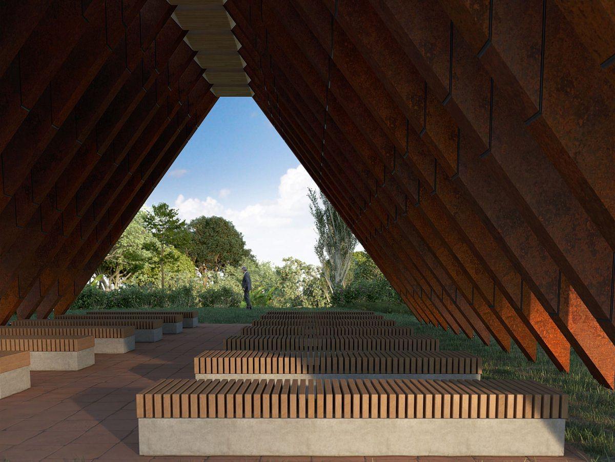 Perkins&Will Unveils Designs for Ecumenical Pavilion  Minas Gerais
