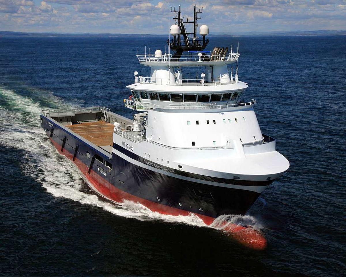 Island Offshore Digitize Entire Fleet with Konsberg Vessel Insight