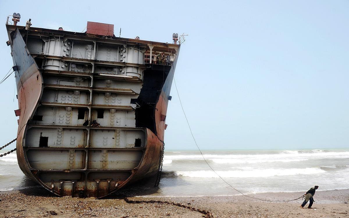 GMS Market Commentary on Ship Breaking in Week 34