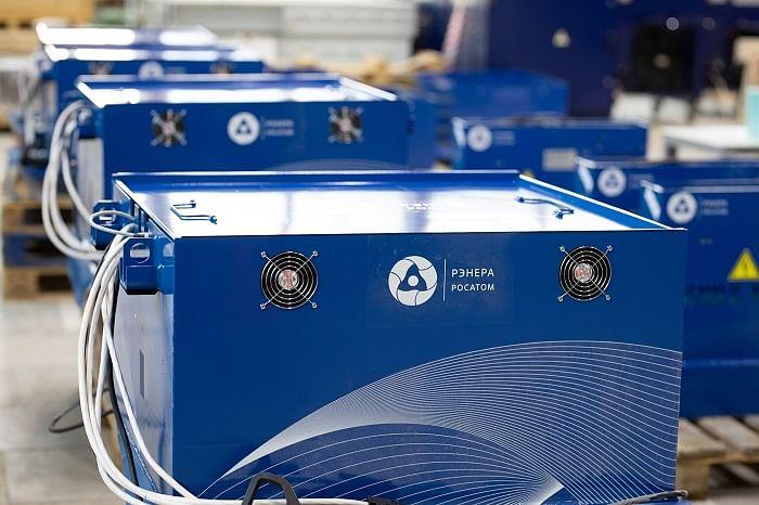 Rosatom's RENERA  Build Battery Gigafactory in Kaliningrad Region