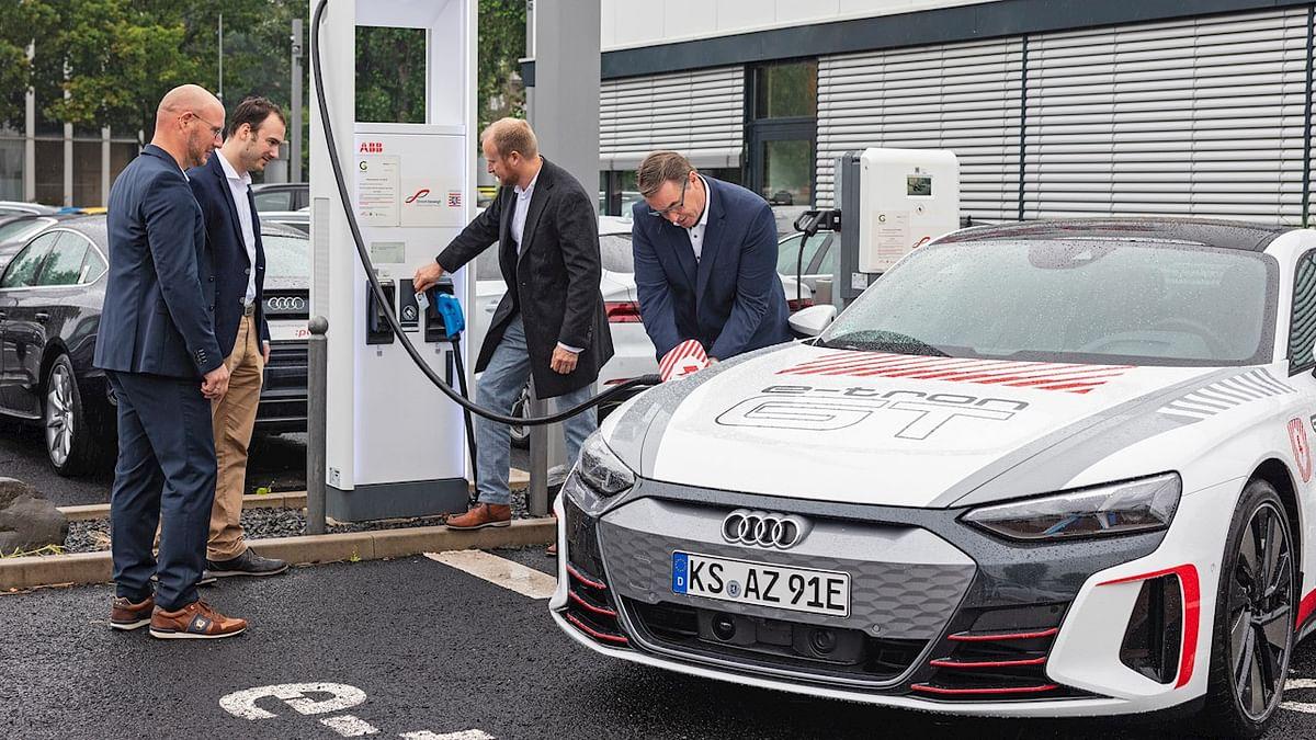 ABB EV Chargers Compliant to German Eichrecht