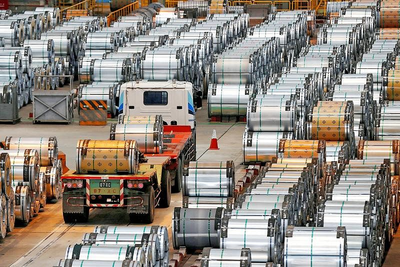 China Steel Corp to Hikes Steel Prices for Domestic Sales in Q4