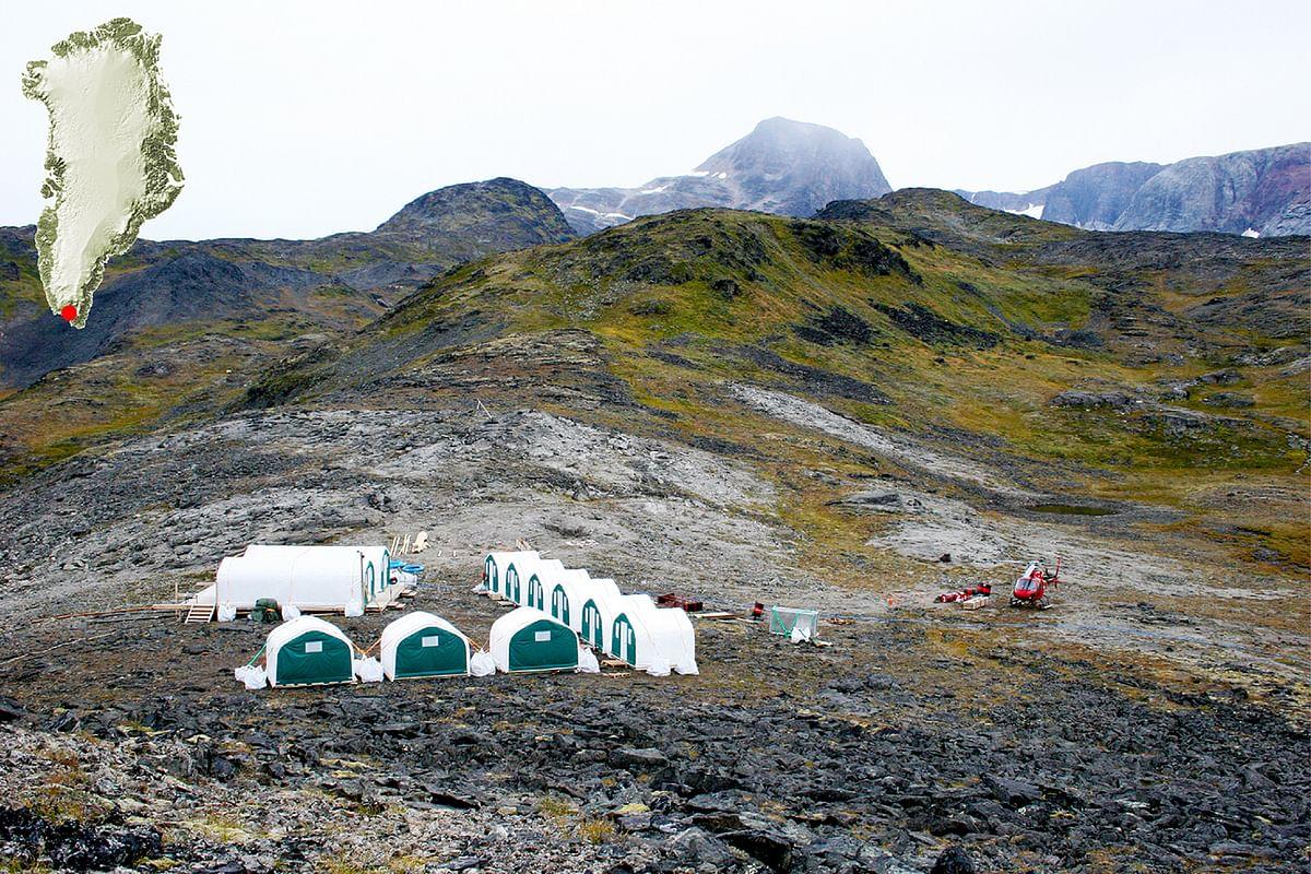 Greenland to Ban Uranium Exploration & Mining
