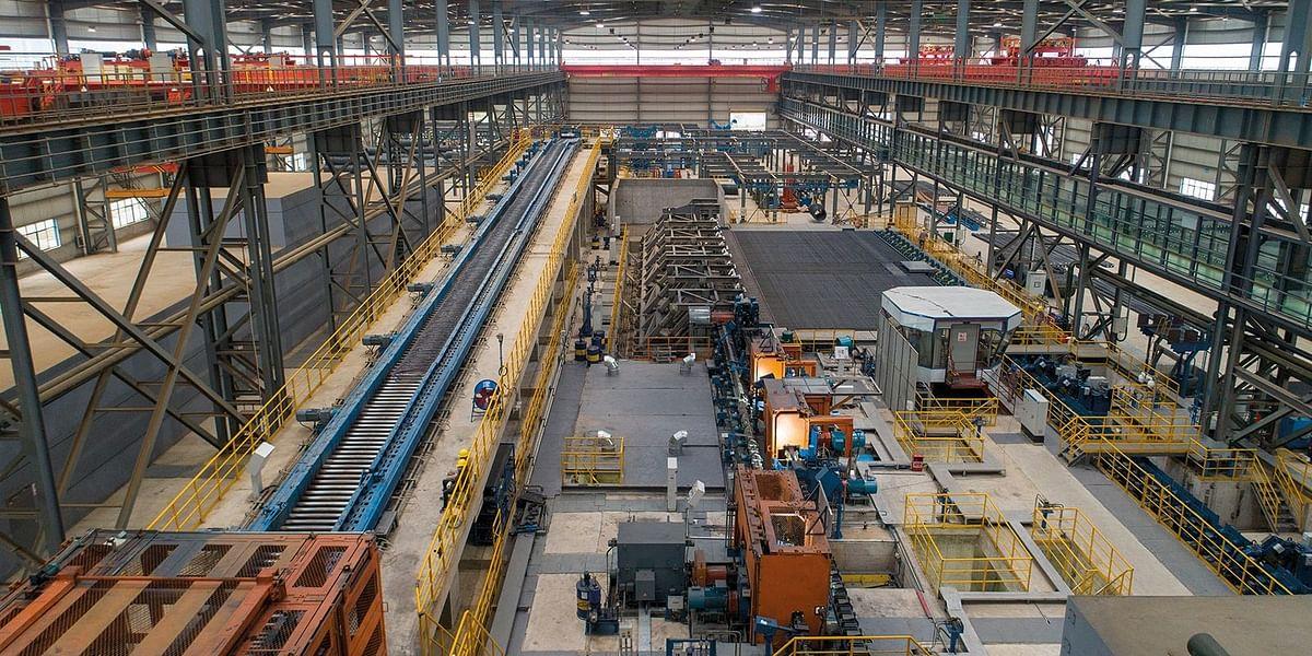 Danieli Wire rod Mill at Guilin Pinggang Sets Production Recorord