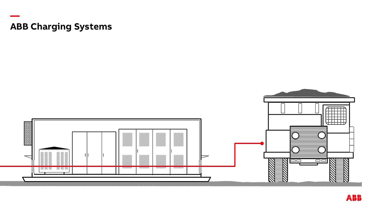 ABB & Stäubli Solutions for Transition to All Electric Mines