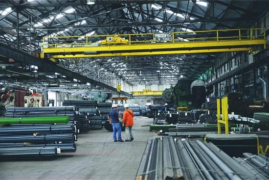 AIC Secures FAC for Peel Bar System Upgrade  Chicago Heights Steel