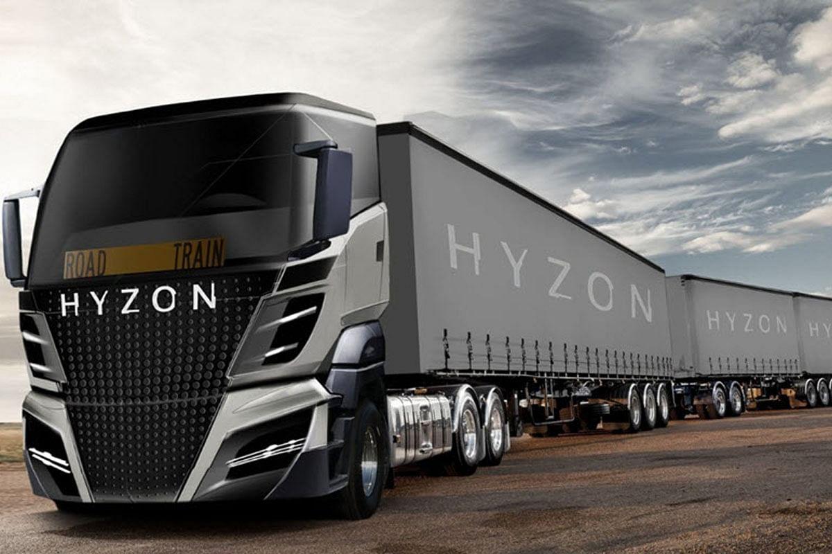 Hyzon to supply 154 Tonne Hydrogen Trucks to Korea Zinc