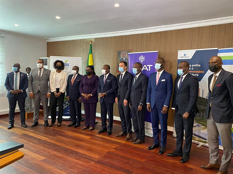 Wärtsilä to Develop & Run 120 MW Power Plant Project in Gabon
