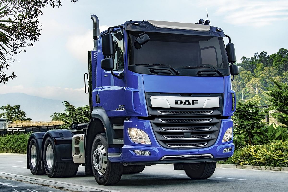 DAF to Ship 200 Heavy Duty Trucks to Colombia
