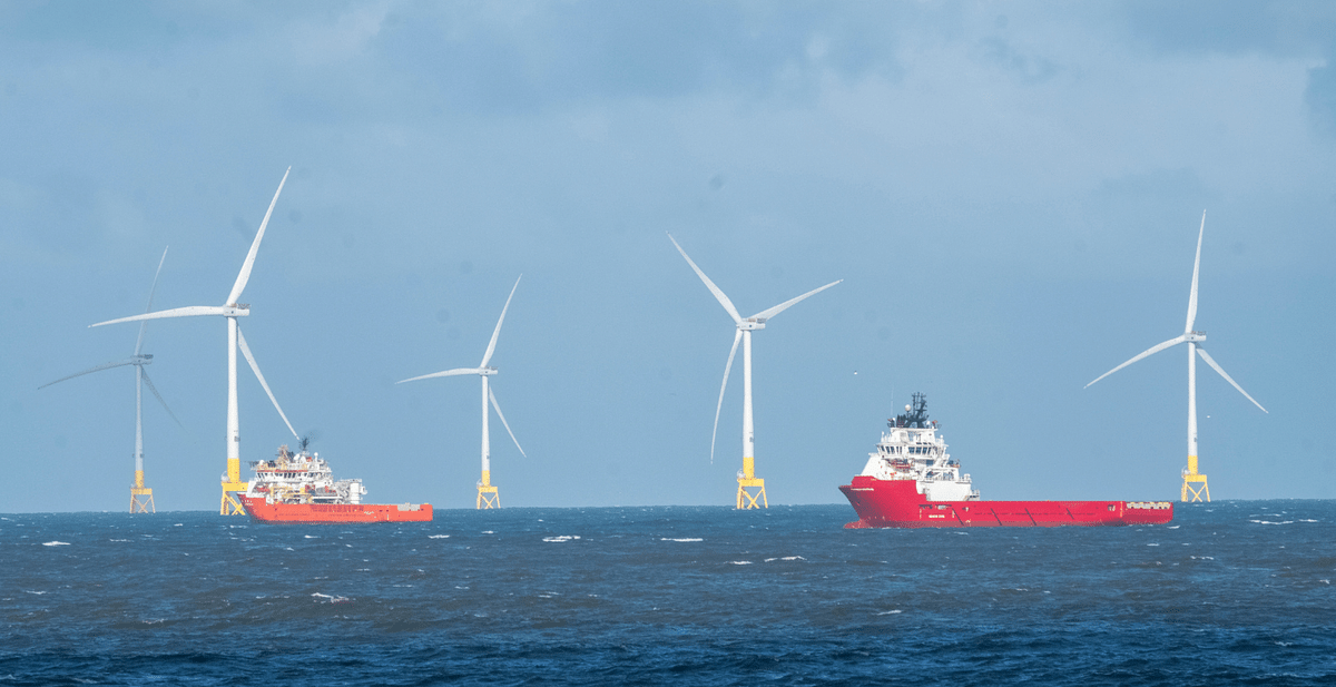 World Installs 6.1GW of Offshore Wind in 2020